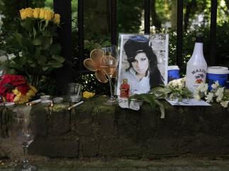 Homenaje a Amy Winehouse