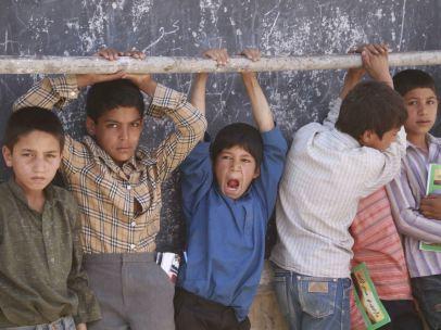 Ser niño en Afganistán