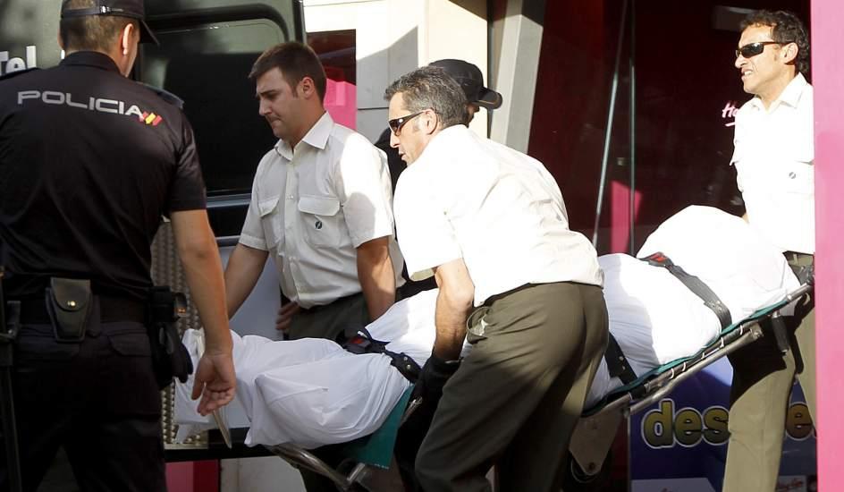 Un sargento de la guardia civil mata a su exnovio en un for Gimnasio 55 minutos
