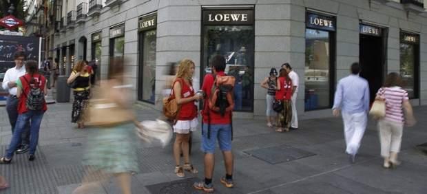 Londres madrid y barcelona las mejores ciudades para - Calle serrano 55 madrid ...