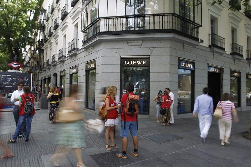 Las viviendas m s caras de espa a se encuentran en la - Calle serrano 55 madrid ...