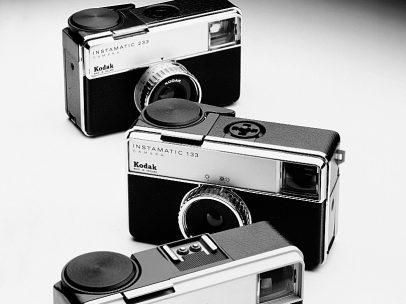 Instamatic 33Series, Kodak Ltd, 1968