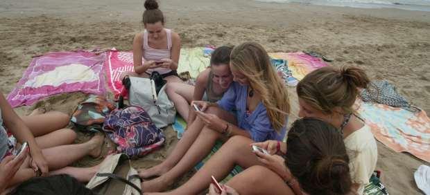 Los 'Smartphones' y los 'tablets' también son para el verano