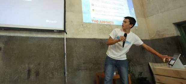 Un desarrollador español de 14 años crea una aplicación para iPhone que avisa al jefe