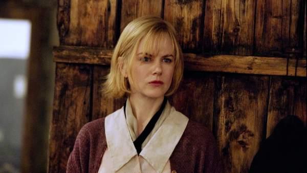 Nicole Kidman en 'Dogville'