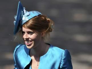 La princesa Beatriz