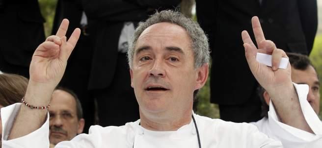 Ferrán Adriá, el día que cierra su restaurante El Bulli