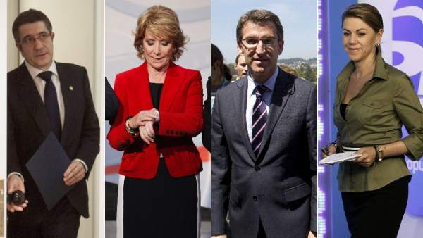 Presidentes autonómicos
