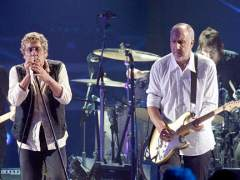 The Who, en concierto