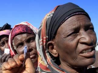 Desplazados en Somalia