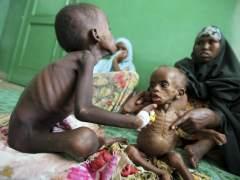 Hambre en Somalia