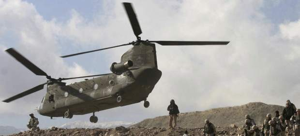 Helicópero CH-47 Chinook