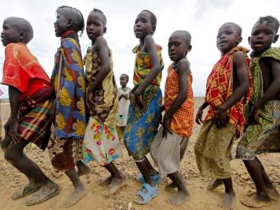 Hambre en Cuerno de África
