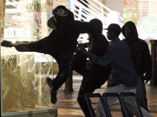 Violencia en Birmingham