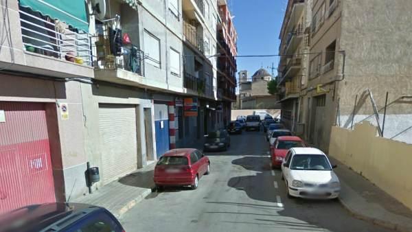 Calle de la División Azul