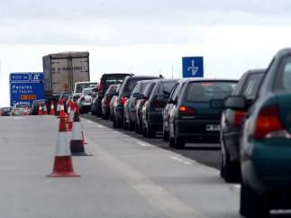 Retenciones de tráfico