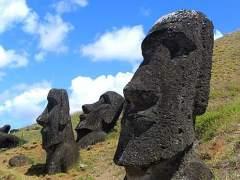 Nuevas pruebas contradicen la teoría sobre la desaparición de la civilización de la Isla de Pascua