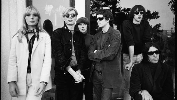 'Andy Warhol, Nico and The Velvet Underground'