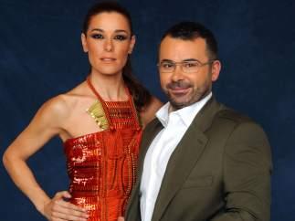 Jorge Javier Vázquez y Raquel Sánchez Silva