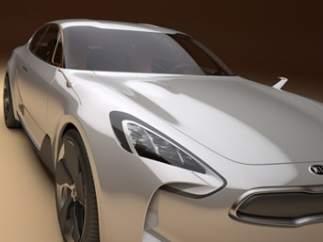 Kia Sports Sedan Concept