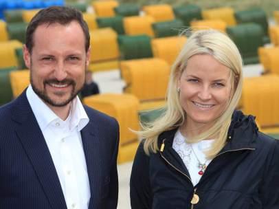 Haakon y Mette-Marit