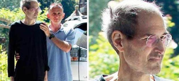 Steve Jobs, muy deteriorado físicamente en una foto publicada por 'TMZ'