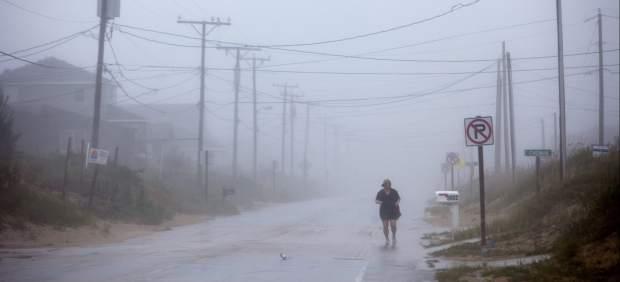 Carolina del Norte sufre a 'Irene'
