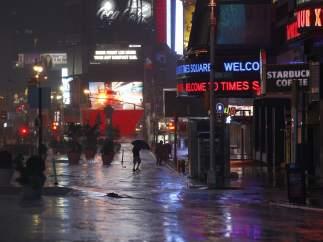 Tromba de agua en Nueva York