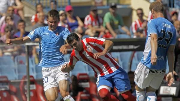 Reyes en el Atlético - Osasuna