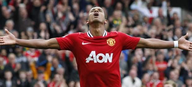 Nani, del Manchester United