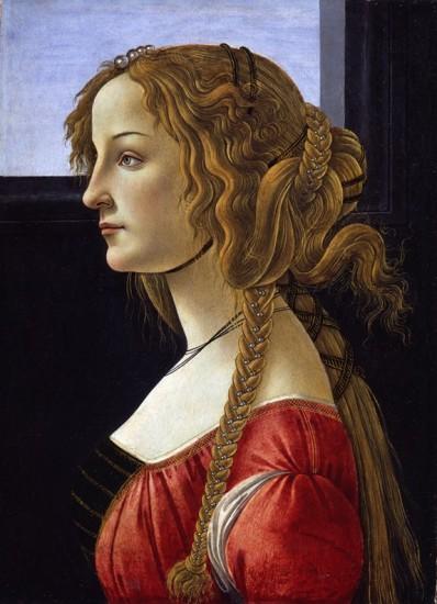 El retrato renacentista, un alarde de belleza y poder
