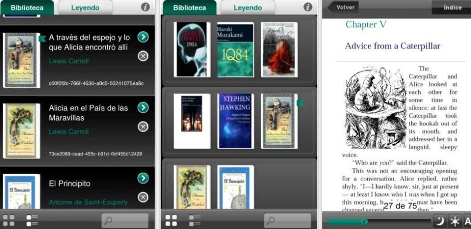 PopularEbooks, una nueva aplicación para leer cualquier ...