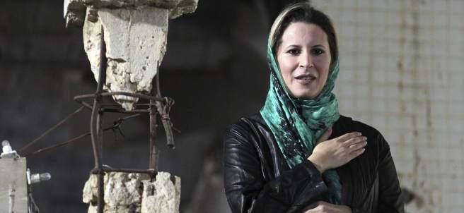 Aisha Gadafi