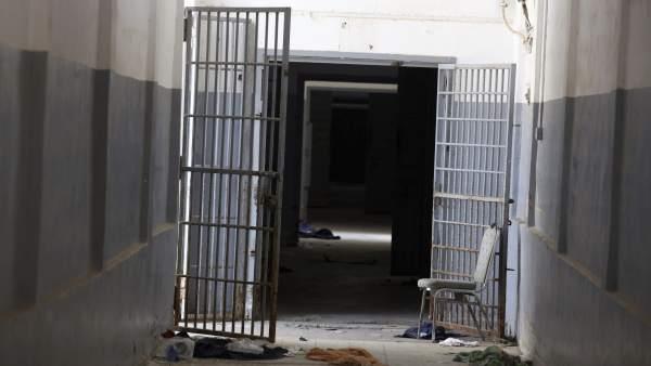 Prisión de Abu Salim, en Libia
