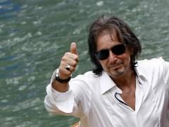 Al Pacino en la Mostra de Venecia