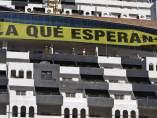 Greenpeace ocupa el hotel ilegal de El Algarrobico