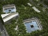 Monumento conmemorativo a las víctimas del 11-S en la Zona Cero