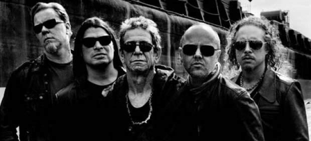 Lou Reed y Metallica