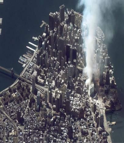 Manhattan, tras el 11-S