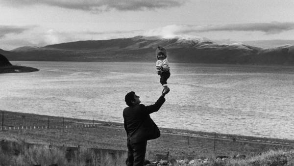 'Soviet Union, Armenia. Visitors at village on the Lake Sevan', 1972