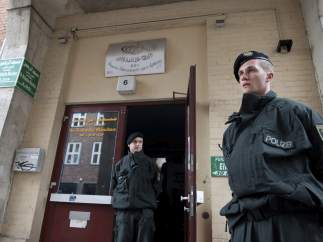 Detención de islamistas en Berlín