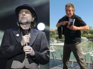 Joaquín Sabina y Miguel Ríos