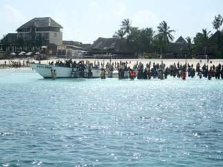 Suceso en Zanzíbar