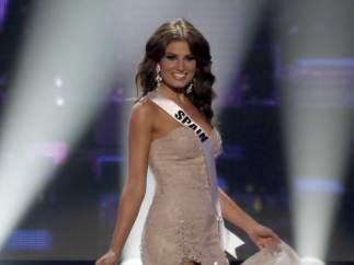Paula Guilló en Miss Universo