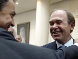 Zapatero se despide del Senado