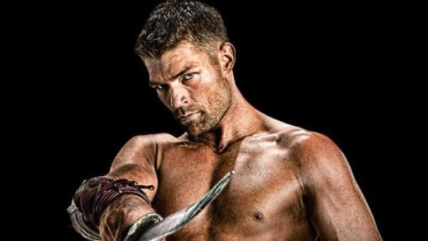 Así es Liam McIntyre, el nuevo \'Spartacus\'