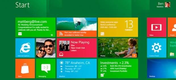 Microsoft anuncia que habrá tres versiones de Windows 8