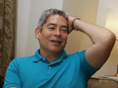 El escritor venezolano Boris Izaguirre