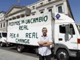 Jorge Linares dará vueltas al Congreso hasta que se quede sin gasoil