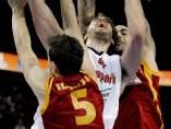 Pau Gasol ante Macedonia